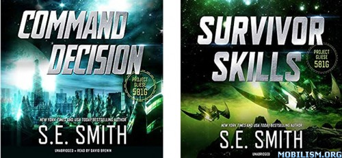 Project Gliese 581g Series by S.E. Smith
