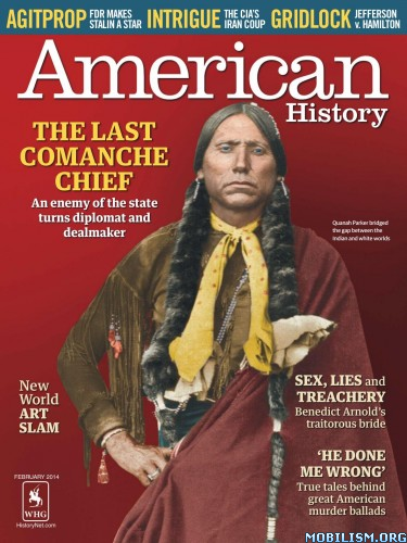 american history magazine - 375×500
