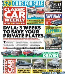 Classic Car Weekly – 27 November 2019