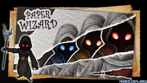 Paper Wizard v1.2 [Mod Money] Apk