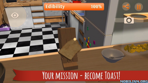 I am Bread v1.6.0 (Clean/Mod) Apk