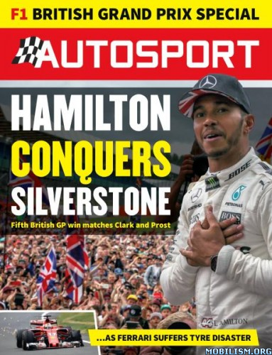 Download ebook Autosport - 20 July 2017 (.PDF)
