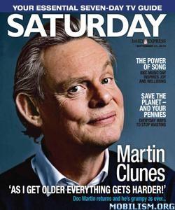 Daily Express Saturday Magazine – September 21, 2019