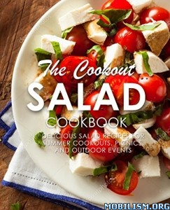 The Cookout Salad Cookbook by BookSumo Press
