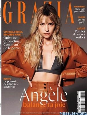 Grazia France – 8 Novembre 2019 [FR]