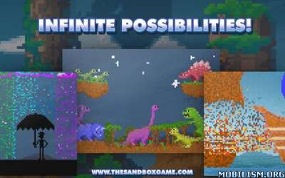 The Sandbox: Craft Play Share v1.9981 [Mod] Apk