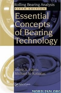 Download ebook Concepts of Bearing Technology by Tedric A. Harris (.PDF)
