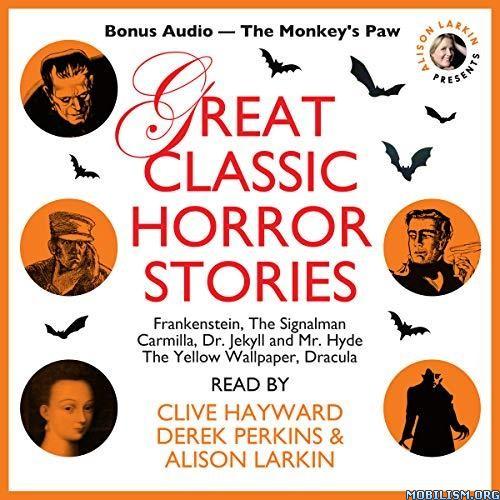 Great Classic Horror Stories by Alison Larkin
