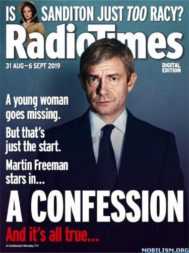 Radio Times 31 August 2019