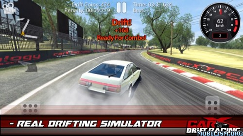 Game Releases • CarX Drift Racing  v1.1 (Unlimited Coins)