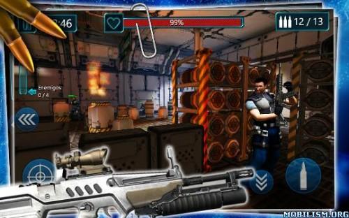 Battlefield Combat Nova Nation v2.5.1 (Mega Mod) Apk