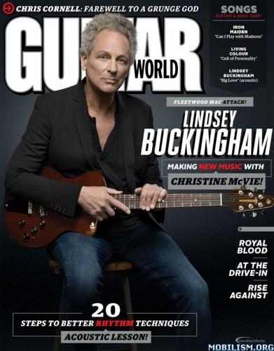 Download ebook Guitar World - August 2017 (.PDF)