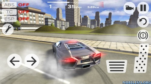 Extreme Car Driving Simulator v4.11 [Mod Money] Apk
