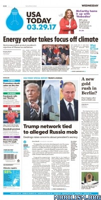 Download USA Today – 29 March 2017 (.PDF)