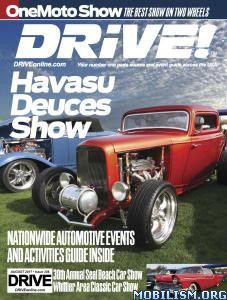 Download ebook Drive! - August 2017 (.PDF)