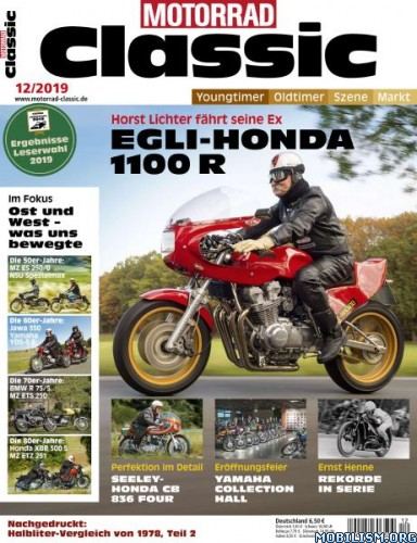 Motorrad Classic – Dezember 2019 [GER]