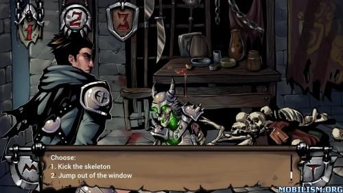 Swordbreaker The Game v1.0.0 Apk