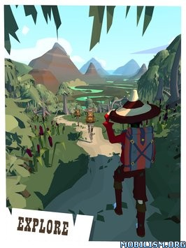 The Trail v6359 (Mod Money) Apk