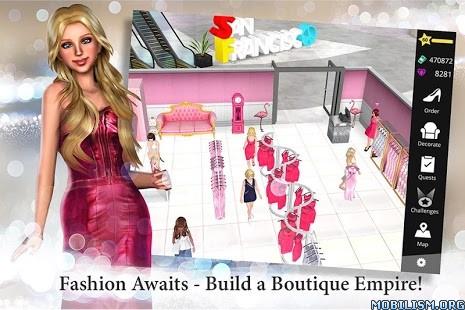 Fashion Empire - Boutique Sim v2.19.6 (Free Shopping) Apk