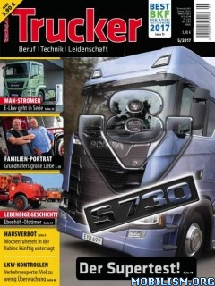 Download Trucker – Nr. 5 2017 [GER] (.PDF)