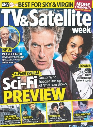 Download ebook TV & Satellite Week - 5 November 2016 (.PDF)