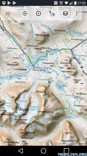 Download Sweden Topo Maps V Pro PaidShitForFree - Sweden map gps