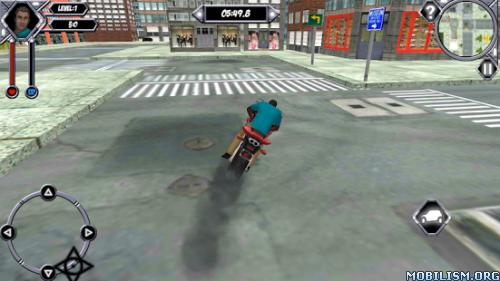 Gangster Simulator v1.2 (Mod Money/Ad-Free) Apk