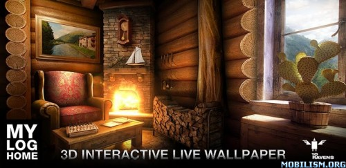 Software Releases • My Log Home iLWP v1.02