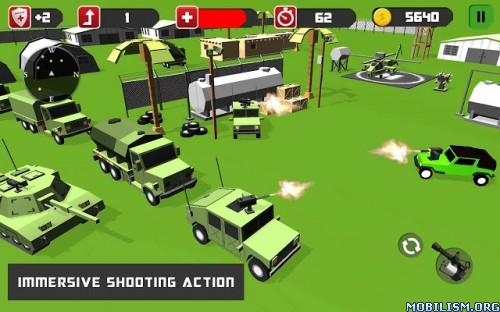 Smashy Car Riot: Busted Patrol v1.1.1 (Mod Coins) Apk