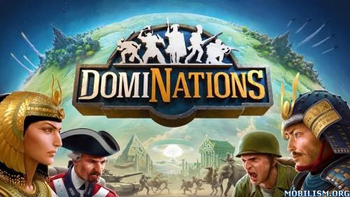 DomiNations v3.1.310 [Mods] Apk