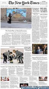 Download ebook The New York Times – 14 November 2016 / USA (.PDF)
