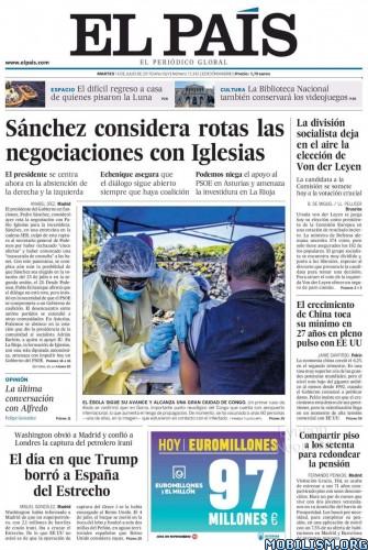 El País – 16 July, 2019 [ESP]