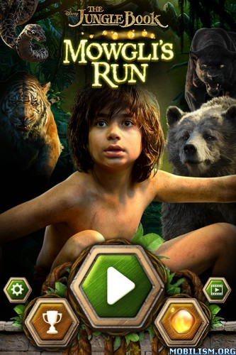 The Jungle Book: Mowgli's Run v1.0.1 (Mod Money) Apk