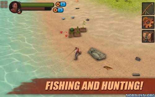 Survival Game: Lost Island PRO v1.7 Apk