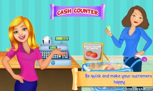 Supermarket Cash Register Sim v1.21 (Mod Money) Apk