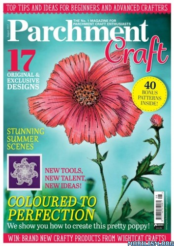 Download ebook Parchment Craft - August 2017 (.PDF)