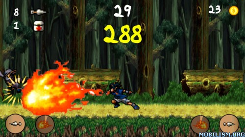 Battle of Ninja v1.0 [Mod KUnai/Revive]