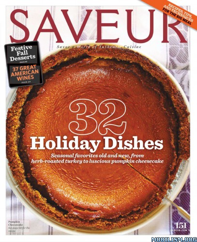 eBook Releases • Saveur – November 2012 (.PDF)