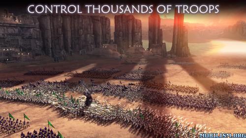 Dawn of Titans v1.5.9 (Free Shopping) Apk