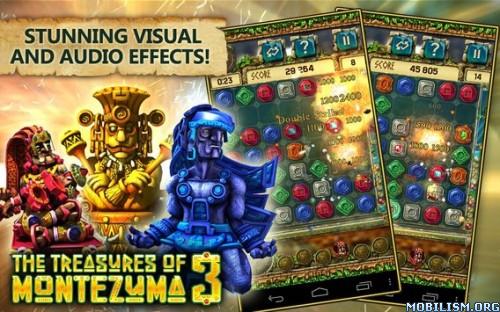 The Treasures of Montezuma 3 v1.4.2 (Full) Apk