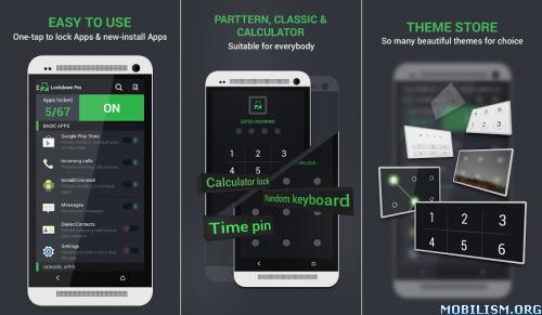 Lockdown Pro App Lock v1.0.8