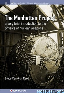 The Manhattan Project by Bruce Cameron Reed (.AZW3)