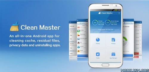 Clean Master (Cleaner) v5.2.0