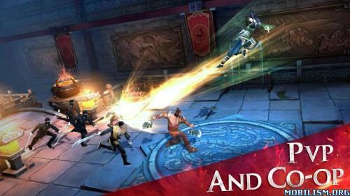 Age of Wushu Dynasty v2.0 [Mod Mana/No Skill Cooldown] Apk
