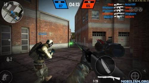 Bullet Force v1.0 (Mod) Apk