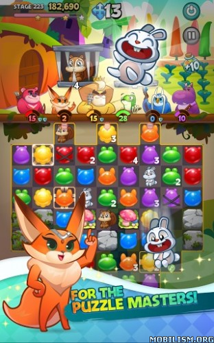 Puzzle x Heroes v2.5.0 [Mod Money/Energy] Apk