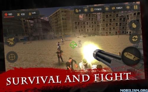 Zombie Hell 3 v1.2 (Mod Money) Apk