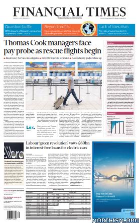 Financial Times UK – September 24, 2019