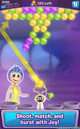 Inside Out Thought Bubbles v1.9.3 [Cheat Menu] Apk