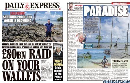 Daily Express – November 22, 2019